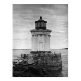 Portland Breakwater Lighthouse Postcard