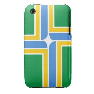portland city flag case united states of america Case-Mate iPhone 3 case
