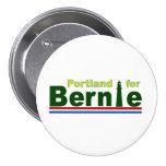 Portland for Bernie 7.5 Cm Round Badge