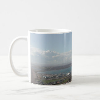Portland Harbour. Dorset, UK. Coffee Mug