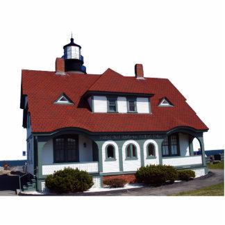 Portland Head Keepers House Acrylic Cut Out
