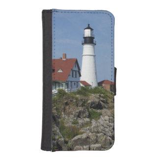 Portland Head Light, Cape Elizabeth,Maine, Phone Wallets