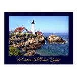 Portland Head Light, Cape Elizabeth, Maine, U.S.A. Postcards