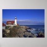 Portland Head Light Lighthouse Maine Print