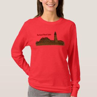 Portland Head Light Woman's Long Sleeve Shirt