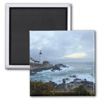 Portland Head Lighthouse at Sunrise Magnet