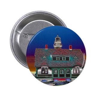 Portland Head Lighthouse Pinback Buttons