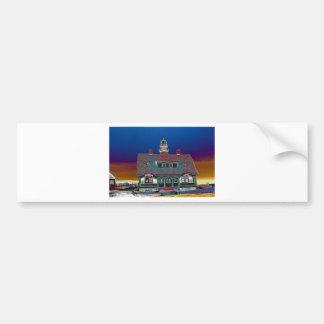 Portland Head Lighthouse Bumper Stickers