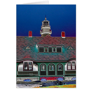 Portland Head Lighthouse Greeting Cards