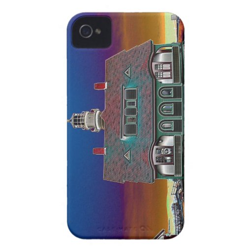 Portland Head Lighthouse iPhone 4 Case-Mate Cases