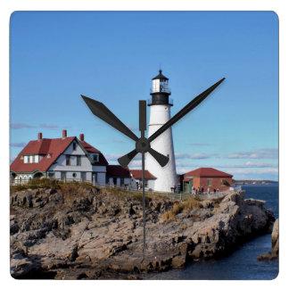 Portland Head Lighthouse Clock