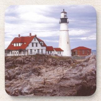 Portland Head Lighthouse Coasters
