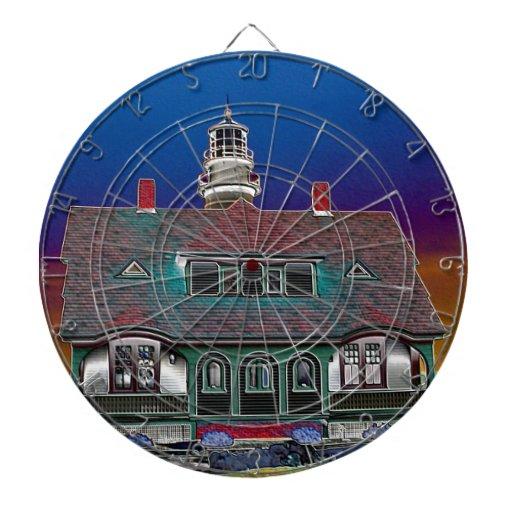 Portland Head Lighthouse Dartboards