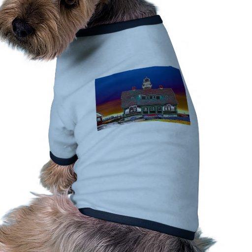 Portland Head Lighthouse Pet T Shirt