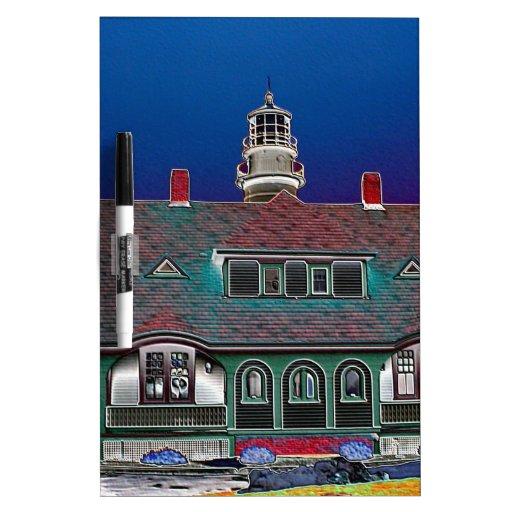 Portland Head Lighthouse Dry-Erase Whiteboards