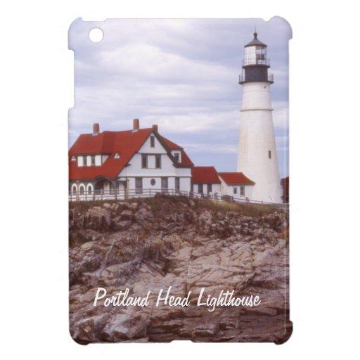 Portland Head Lighthouse Cover For The iPad Mini