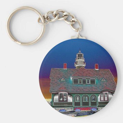 Portland Head Lighthouse Key Chains