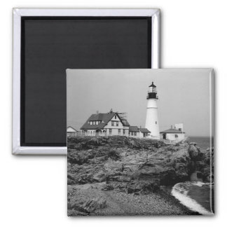 Portland Head Lighthouse Refrigerator Magnet