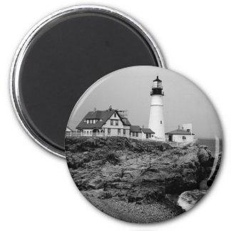 Portland Head Lighthouse Fridge Magnets