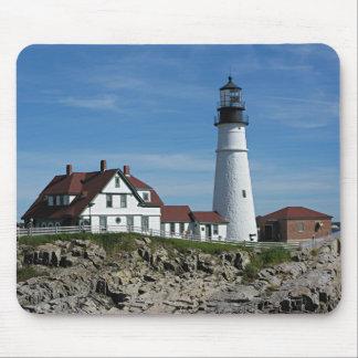 Portland Head Lighthouse, Maine Mouse Pad