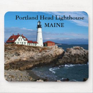 Portland Head Lighthouse Maine mousepad