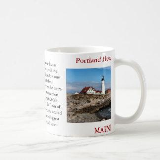 Portland Head Lighthouse, Maine mug