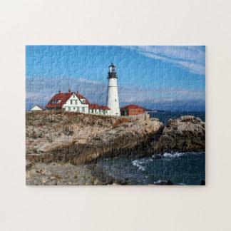 Portland Head Lighthouse, Maine Puzzles