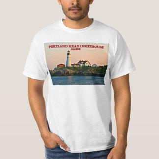 Portland Head Lighthouse, Maine T-Shirt