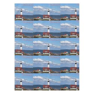 Portland Head Lighthouse Maine Tablecloth