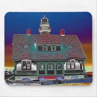 Portland Head Lighthouse Mousepads