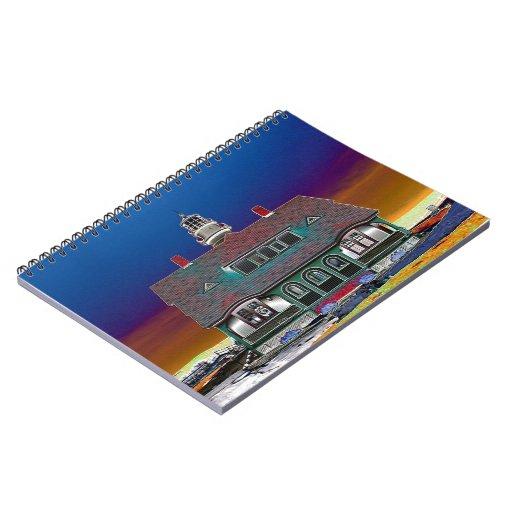 Portland Head Lighthouse Notebooks
