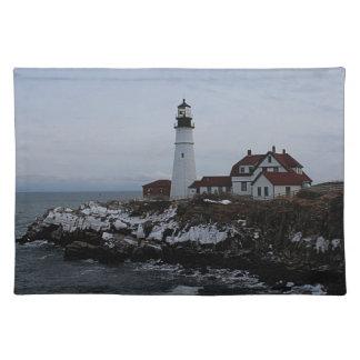 Portland Head Lighthouse Place Mats