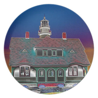 Portland Head Lighthouse Plates