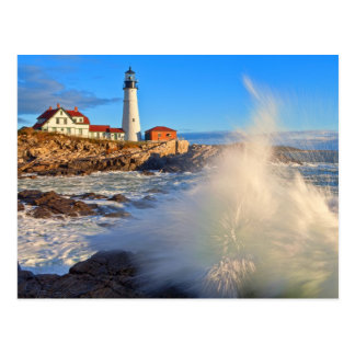 Portland Head Lighthouse Postcard