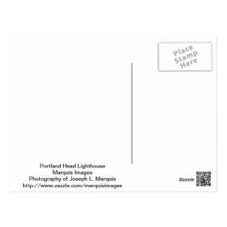 Portland Head Lighthouse Post Card