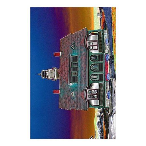 Portland Head Lighthouse Stationery