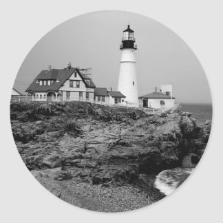 Portland Head Lighthouse Sticker