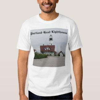 Portland Head Lighthouse Tee Shirts