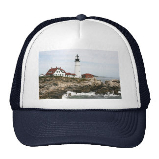 Portland lighthouse cap