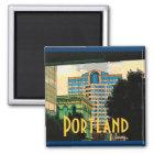 Portland Magnet (Yellow)