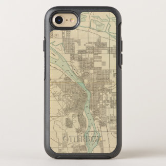 Portland, Or OtterBox Symmetry iPhone 7 Case