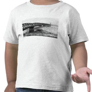 Portland OR Pacific Highway Interstate Bridge T-shirts