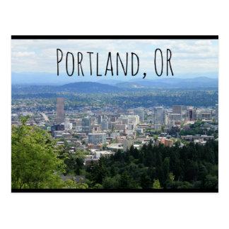 Portland,OR Postcard