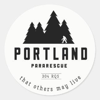 Portland Pararescue Stickers