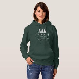 Portland Pararescue WOMENS hoodie