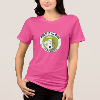 Portland Pit Bull Project Women's T-Shirt