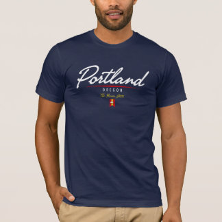 Portland Script T-Shirt