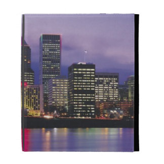 Portland Skyline iPad Cases