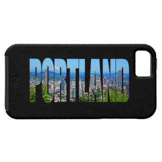 Portland Skyline iPhone 5 Case