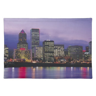 Portland Skyline Placemat